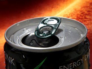 Энергетические напитки
