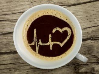Пульс сердца на кофейной гуще