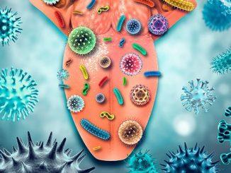 Бактерии на языке