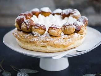 Торт «Сент-Оноре»